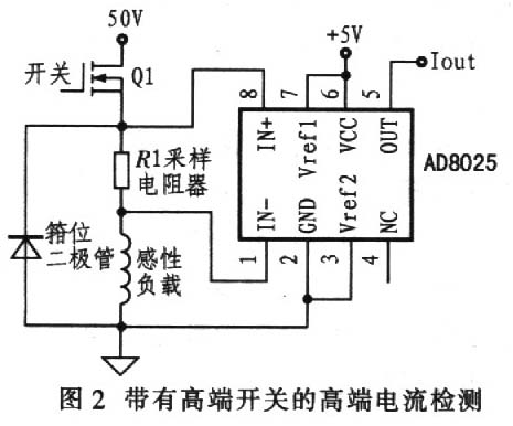 uc3842pwm电路和ad8205电流传感器在电流控制器中的运用