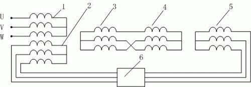 双馈无刷内反馈三相异步电机与绕线式电机异同的原理