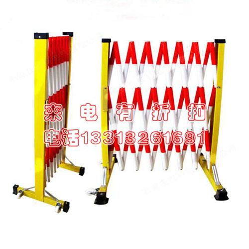 供应2.5米玻璃钢围栏安全防护栏绝缘伸缩管式围栏尺寸可定做