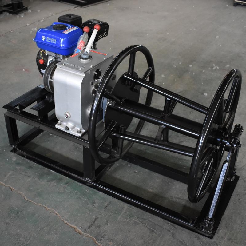 供应邦泽SJZ-10C导线收线设备 加工定制 锥形收线机