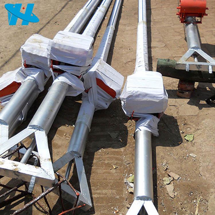 供应二级承修承装金属抱杆(容许用轴压不大于100kN)线路维修设备